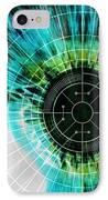 Biometric Eye Scan IPhone Case