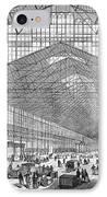 Centennial Fair, 1876 IPhone Case by Granger