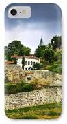 Kalemegdan Fortress In Belgrade IPhone Case