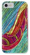 80's High Heels IPhone Case by Kenal Louis