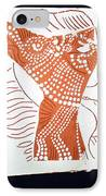 Guardian Angel IPhone Case by Gloria Ssali