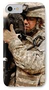 A U.s. Air Force Combat Cameraman IPhone Case by Stocktrek Images