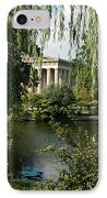 A View Of The Parthenon 6 IPhone Case