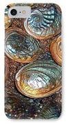 Abalones IPhone Case by Judi Bagwell