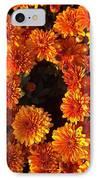 Ablaze IPhone Case by Elizabeth Sullivan