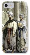 Abulcasis, Islamic Physician IPhone Case by Sheila Terry