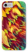 Adenosine Triphosphate IPhone Case by Michael W. Davidson