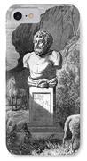 Aesop, Ancient Greek Fabulist IPhone Case by