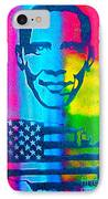 African-american Obama IPhone Case