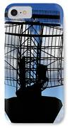 Air Traffic Control Radar IPhone Case by Victor De Schwanberg