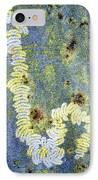 Algae IPhone Case by Dr Keith Wheeler