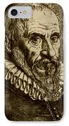 Ambroise Paré, French Surgeon IPhone Case by Science Source