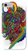 Angel IPhone Case by Karen Elzinga
