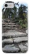 Arboretum Stairway IPhone Case by Tim Allen