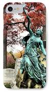 Archangel Gabriel IPhone Case by JC Findley