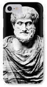 Aristotle, Ancient Greek Philosopher IPhone Case