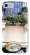 Artisan's Balcony IPhone Case by Gordon Wood