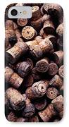 Assorted Champagne Corks IPhone Case by Garry Gay