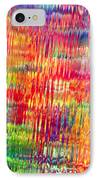 Autumn Abstarcts IPhone Case by Optical Playground By MP Ray