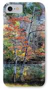Autumn At Beaver's Bend IPhone Case by Tamyra Ayles