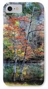 Autumn At Beaver's Bend IPhone Case