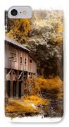 Autumn Grist IPhone Case by Steve McKinzie