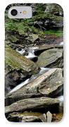 B Reynolds Falls IPhone Case by Frozen in Time Fine Art Photography