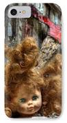Bad Hair Day IPhone Case by JC Findley