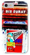 Bali Graffitied Funky Postbox IPhone Case