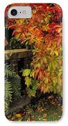 Balustrades & Autumn Colours IPhone Case by The Irish Image Collection