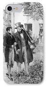 Balzac: Le P�re Goriot IPhone Case
