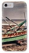Banca Boat 2 IPhone Case by Skip Nall