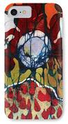 Band Of Horses IPhone Case by Carol Law Conklin