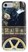 Barbra Yagavitchnaya IPhone Case by Patrick Anthony Pierson