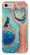 Baron's Painting IPhone Case by Ashleigh Dyan Bayer