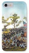Battle Of Atlanta, 1864 IPhone Case by Granger