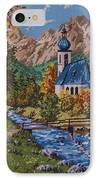 Bavarian Country IPhone Case