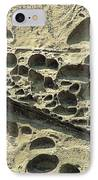 Beach Craters IPhone Case by Wendy McKennon