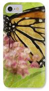 Beauty Of Nature IPhone Case by Jack Zulli