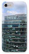 Berlin Bahn Tower Potsdamer Platz Square IPhone Case