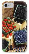 Berries IPhone Case by Photo Researchers