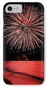 Big Red IPhone Case by Bill Pevlor