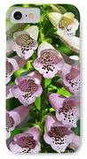 Blow The Trumpet Flora IPhone Case by Andee Design