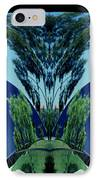 Blue Arches IPhone Case by Paul W Faust -  Impressions of Light