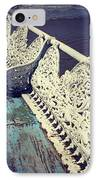 Branches On The Pier IPhone Case