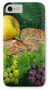 Bread IPhone Case by Manfred Lutzius