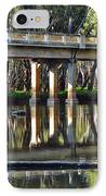 Bridge Over Ovens River 2 IPhone Case