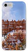 Bryce Canyon Castles IPhone Case