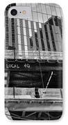 Building The American Dream IPhone Case by John Farnan