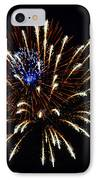 Bursting Out With Color IPhone Case by Sandi OReilly